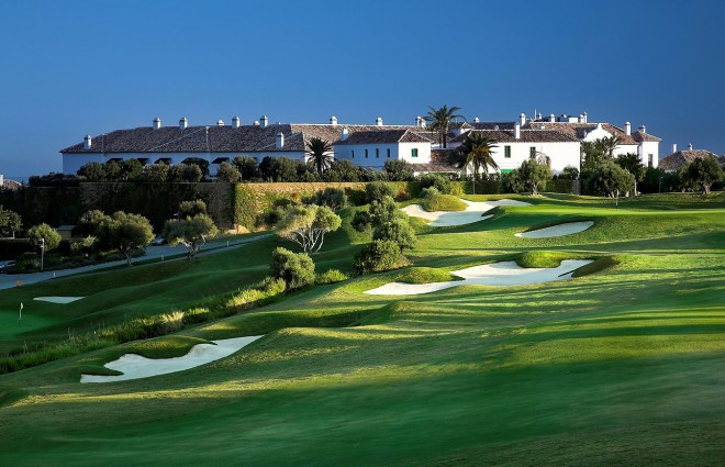 Finca Cortesin Golf Club - Malaga - Spagna - Mazze da golf da noleggiare