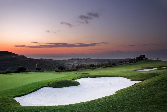 Finca Cortesin Golf Club - Malaga - Spagna - Mazze da golf da noleggiare