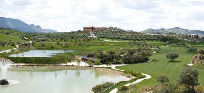 Antequera Golf Course - Málaga - Spanien