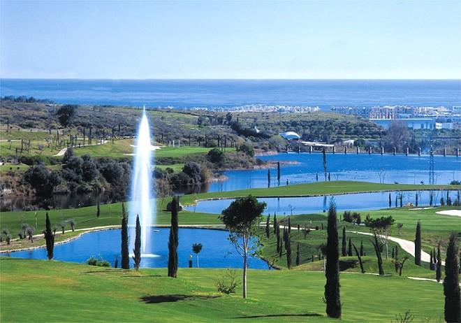 Location de clubs de golf - Flamingos Golf  Club - Malaga - Espagne