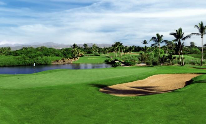 Flamingos Golf  Club - Málaga - España - Alquiler de palos de golf