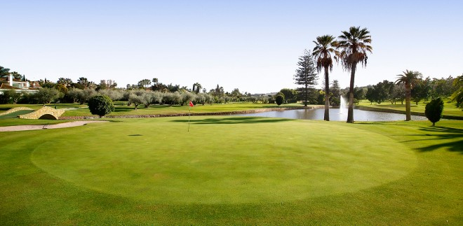 Real Club de Golf Las Brisas - Malaga - Spain