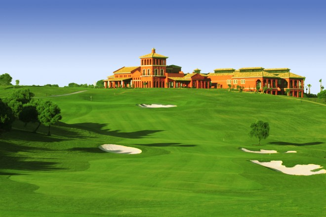 La Reserva de Sotogrande Golf Club - Malaga - Spain