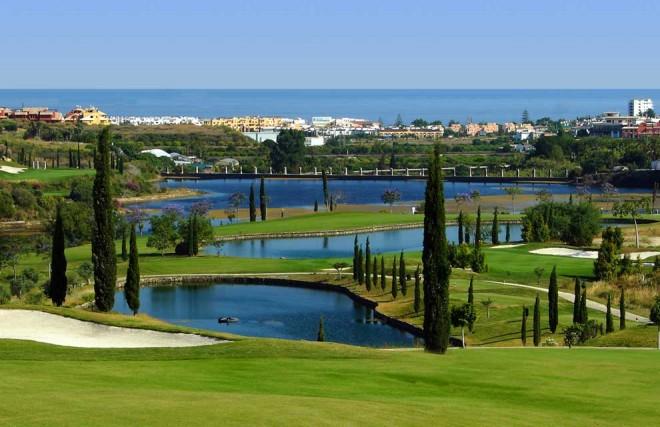 Flamingos Golf  Club - Málaga - Spanien - Golfschlägerverleih