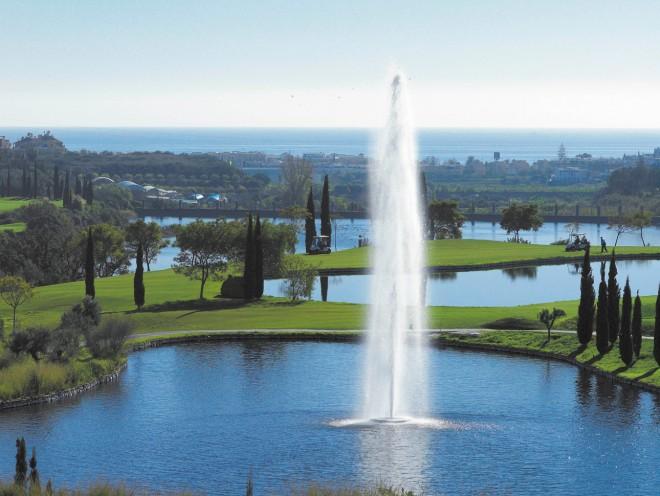 Golfschlägerverleih - Flamingos Golf  Club - Málaga - Spanien