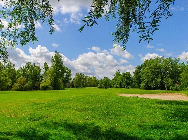 Garden Golf de Cergy - Paris - Frankreich - Golfschlägerverleih