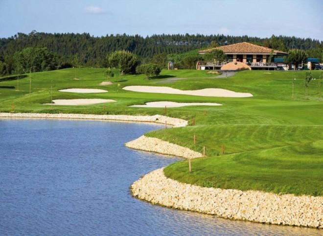 Golden Eagle (Quinta do Brinçal) - Lissabon - Portugal - Golfschlägerverleih