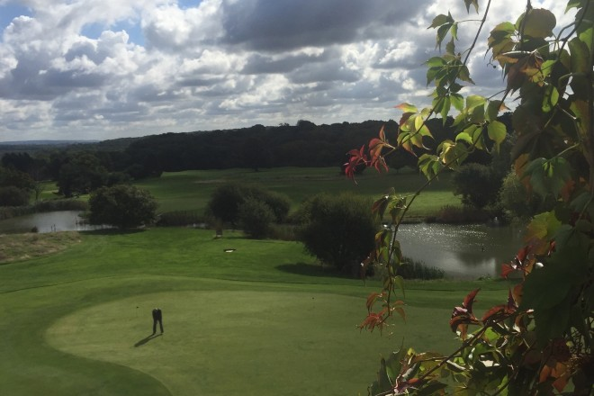 Clubs to hire - Golf d'Ableiges - Paris - France