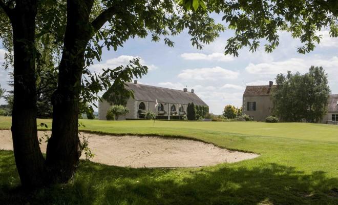 Golf d'Ableiges - Paris - France - Clubs to hire