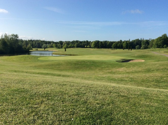 Golf d'Apremont - Paris - Francia - Alquiler de palos de golf
