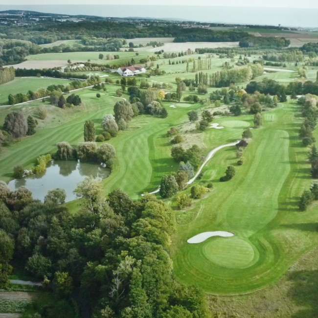 Golf Blue Green Bellefontaine - Paris - France - Clubs to hire