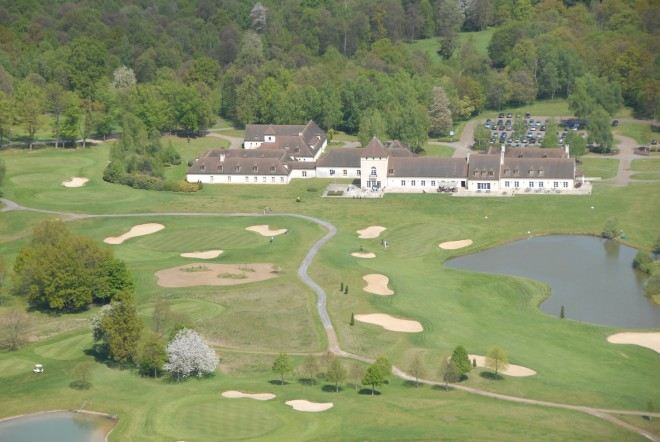 Golf d'Apremont - Paris - France