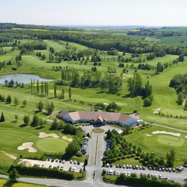 Golf Blue Green Bellefontaine - Paris - Frankreich - Golfschlägerverleih