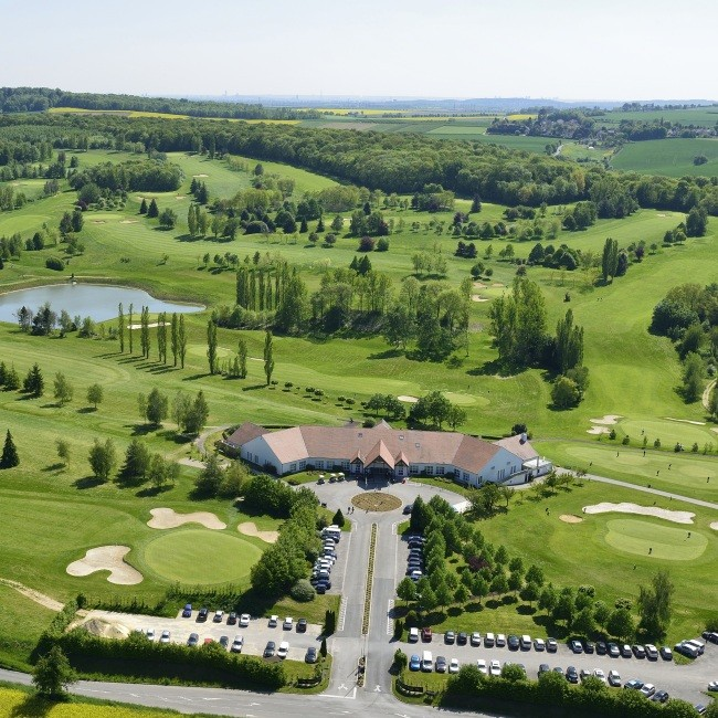 Golf Blue Green Bellefontaine - Paris Nord - Isle Adam - France - Clubs to hire