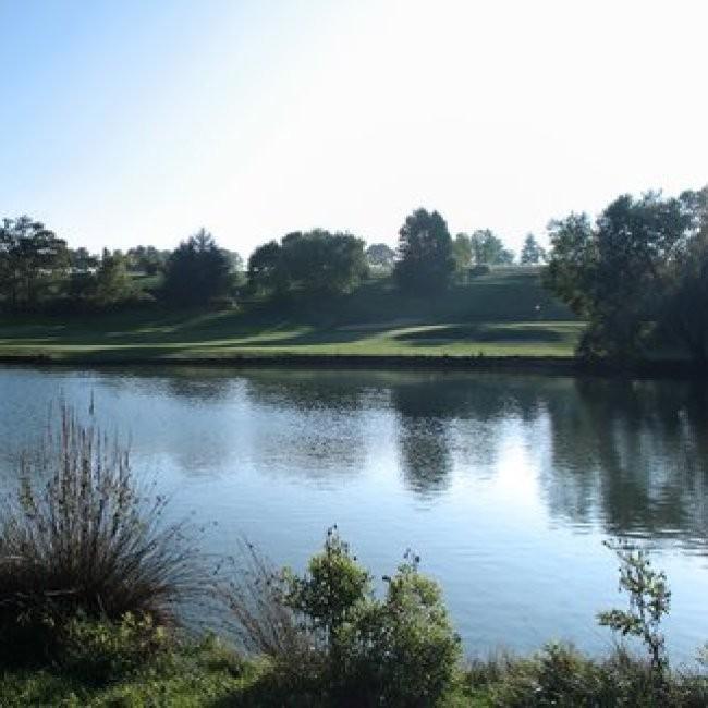 Golf Blue Green Bellefontaine - Paris Nord - Isle Adam - Francia - Alquiler de palos de golf