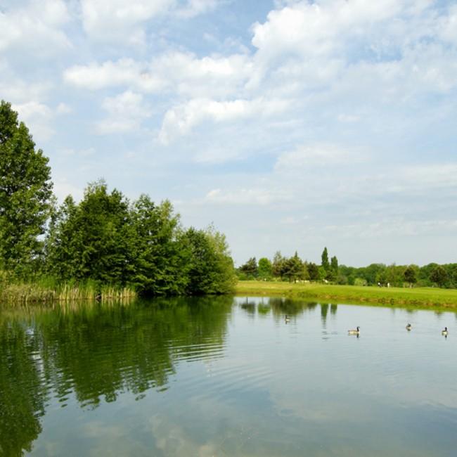 Golf Blue Green de Saint-Aubin - Parigi - Francia - Mazze da golf da noleggiare