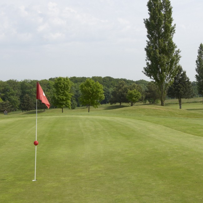 Golf Blue Green de Saint-Aubin - Paris - France - Location de clubs de golf