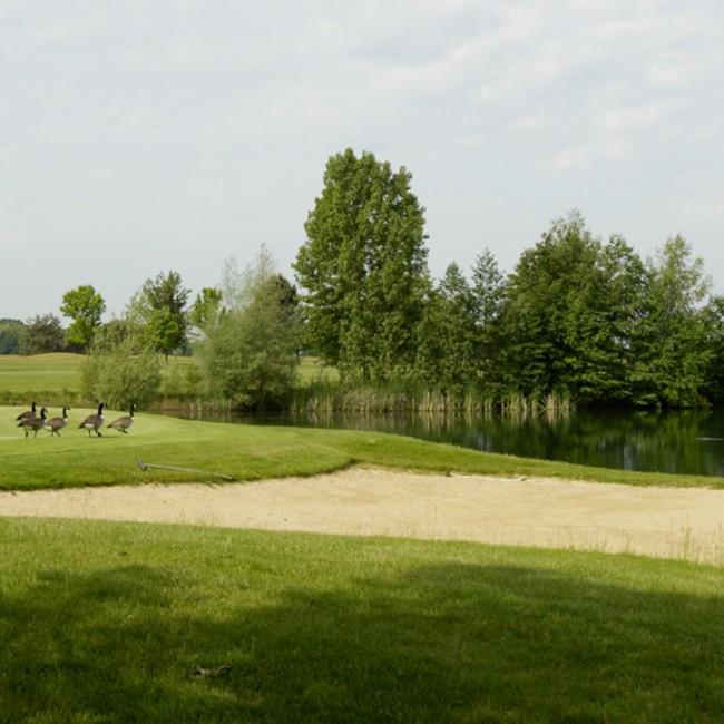 Golf Blue Green de Saint-Aubin - Paris - Frankreich - Golfschlägerverleih