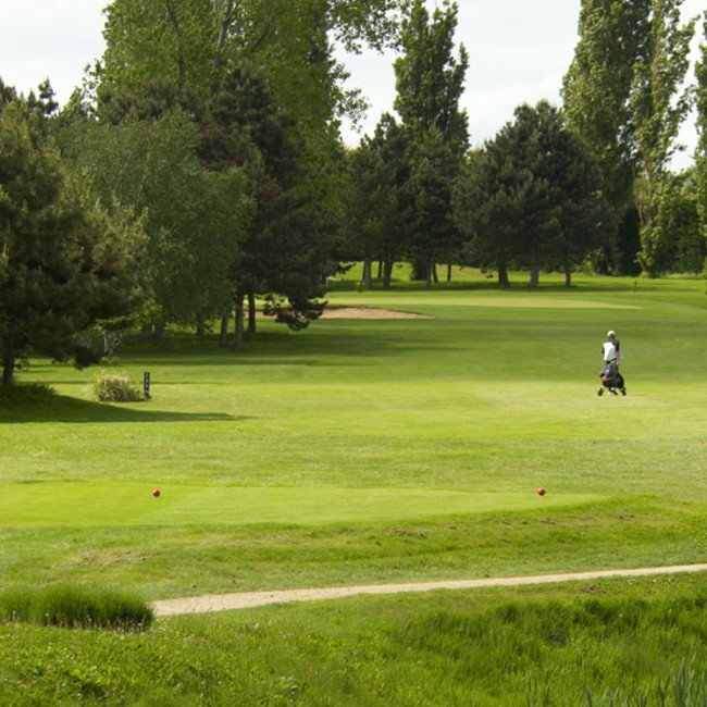 Golf Blue Green de Villennes - Parigi - Francia - Mazze da golf da noleggiare