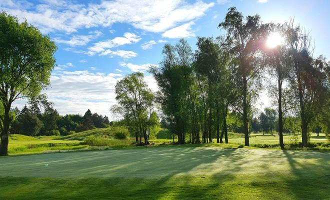 Golf Blue Green de Saint-Aubin - Paris - Frankreich