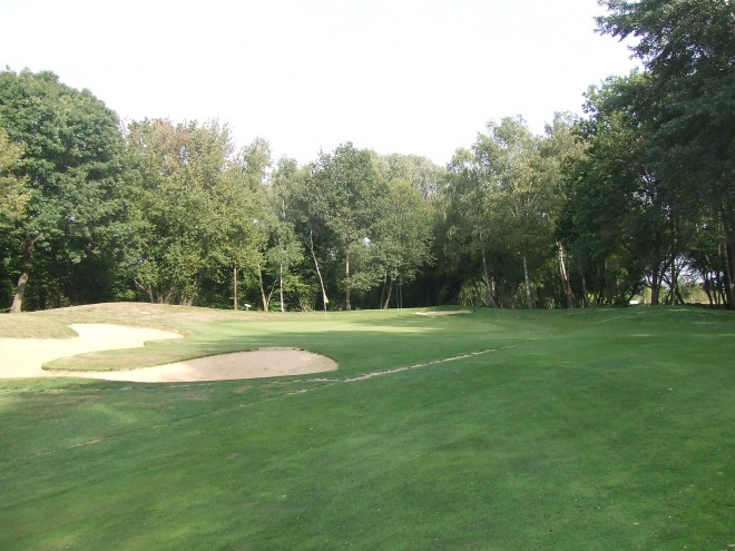 Golf Blue Green Guerville - Parigi - Francia - Mazze da golf da noleggiare
