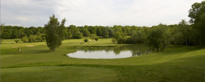 Golf Blue Green Guerville - Paris - Frankreich - Golfschlägerverleih