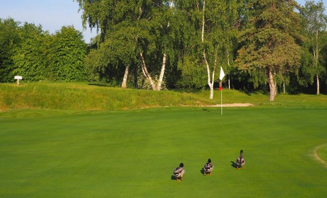 Golf Blue Green Rueil Malmaison - Paris - Francia - Alquiler de palos de golf