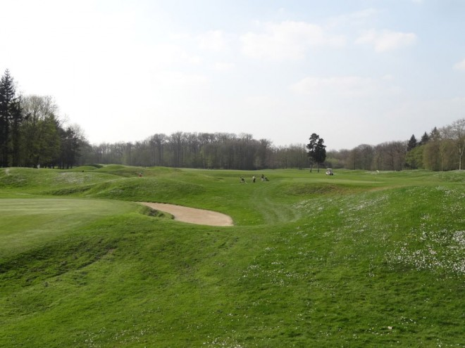 Golf Clément Ader - Paris - France - Clubs to hire