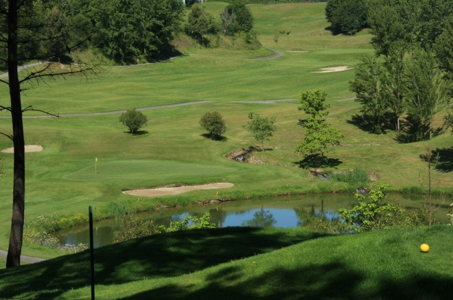 Golf Club d'Amarante - Porto - Portugal - Location de clubs de golf