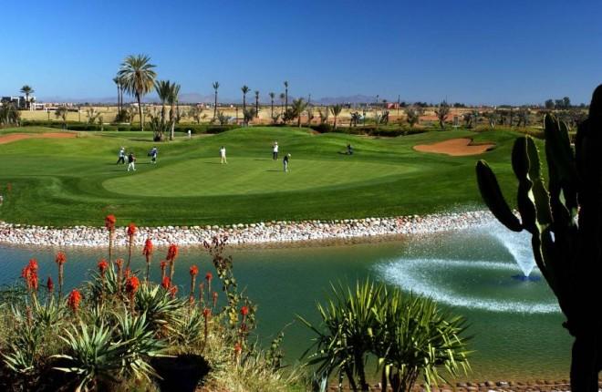 Golf Club Amelkis - Marrakech - Maroc - Location de clubs de golf