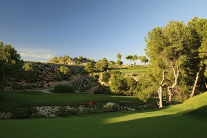 Golf Club Las Ramblas - Alicante - España - Alquiler de palos de golf
