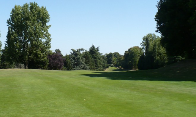 Golf & Country Club de Fourqueux - Paris - Francia - Alquiler de palos de golf