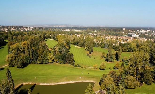 Golf & Country Club de Fourqueux - Paris - Frankreich - Golfschlägerverleih