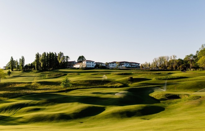Golf d'Arcangues - Biarritz - Landes - France - Clubs to hire