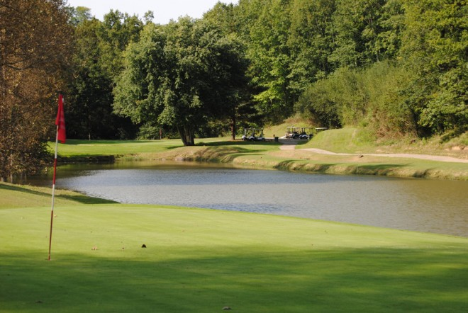 Golf d'Epherra à Souraïde - Biarritz - France - Clubs to hire