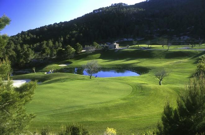 Golf de Andratx - Palma de Majorque - Espagne - Location de clubs de golf
