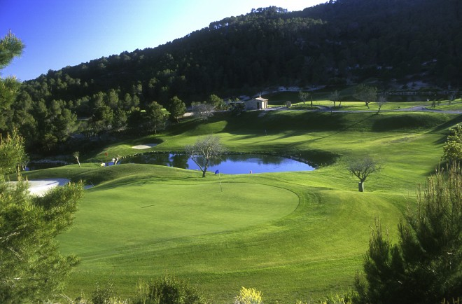 Golf de Andratx - Palma de Mallorca - España - Alquiler de palos de golf