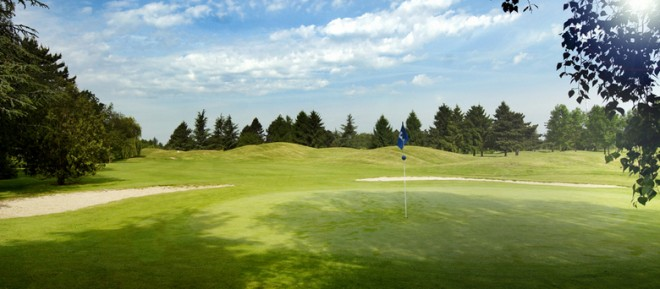 Golf Blue Green de Saint-Aubin - Paris - Frankreich