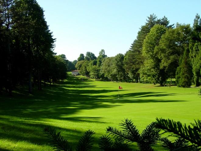 Golf de Chantaco - Biarritz - Francia - Alquiler de palos de golf