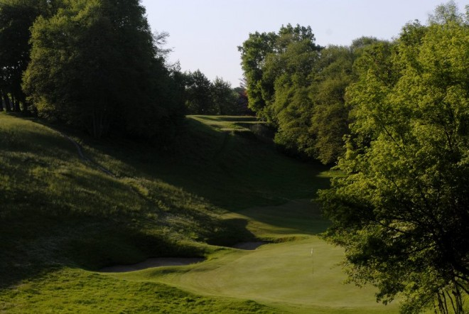 Clubs to hire - Golf de Chantilly - Paris - France