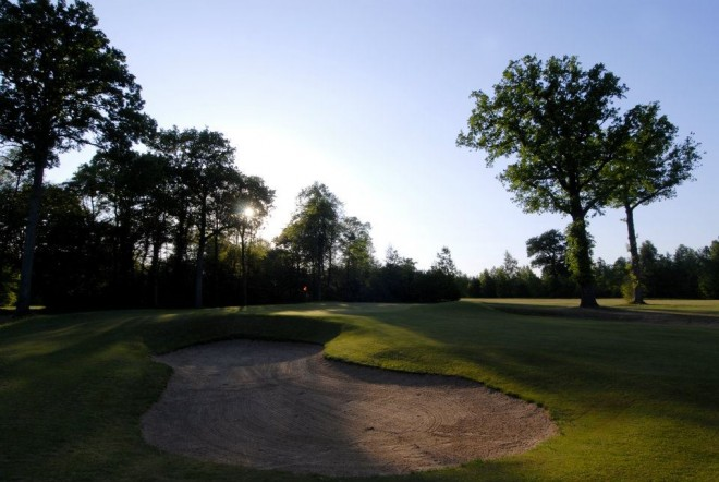 Alquiler de palos de golf - Golf de Chantilly - Paris - Francia