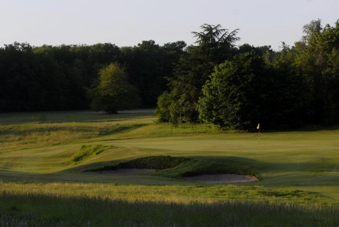 Golf De Chantilly - Paris - Frankreich