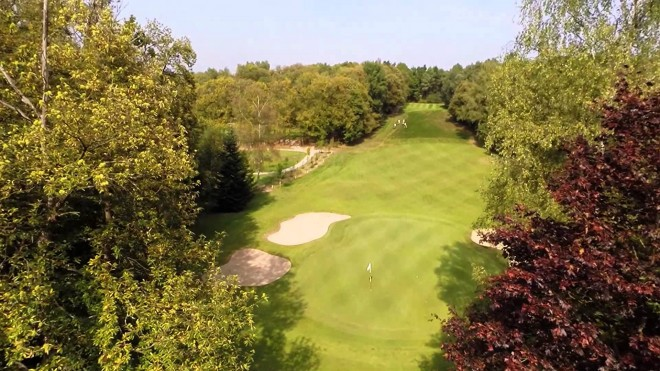 Golf de Domont Montmorency - Paris Nord - Isle Adam - France
