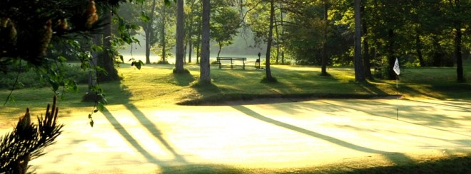 Golf de Chantilly - Paris Nord - Isle Adam - France - Clubs to hire