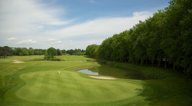 Paris International Golf Club - Paris Nord - Isle Adam - Francia