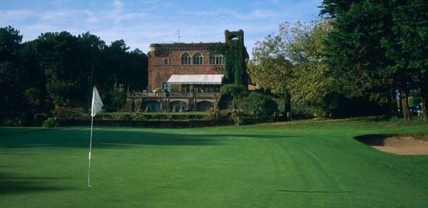 Golf de Chiberta - Biarritz - France - Location de clubs de golf