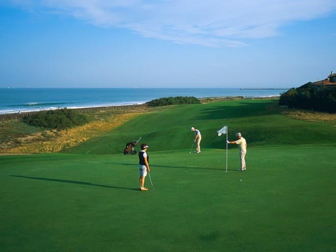 Golf de Chiberta - Biarritz - Francia - Alquiler de palos de golf