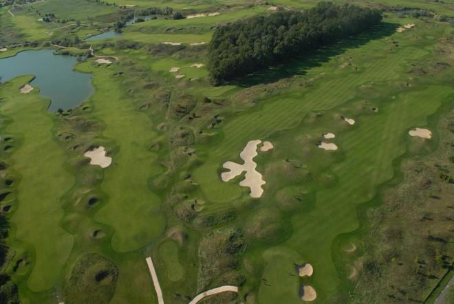 Golf de Courson Stade Francais - Paris - France - Location de clubs de golf
