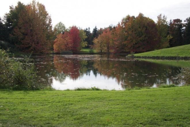 Golf de Courson Stade Francais - Paris - Frankreich - Golfschlägerverleih