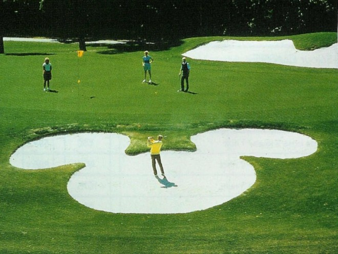 Golf de Disneyland Paris - Parigi - Francia - Mazze da golf da noleggiare